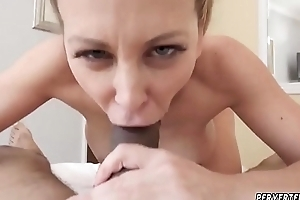 Inferior milf reality Cherie Deville in Impregnated By My