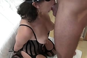 Me bestial a sumissive little slut with a random dating site hookup and getting a wet facial