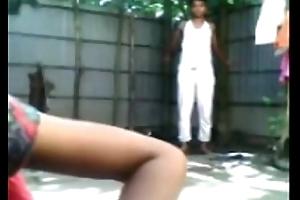Bangladeshi bonking open-air baths -sex india