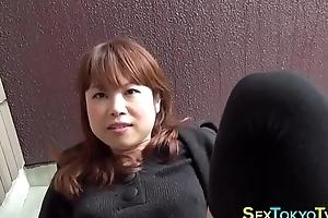 Japanese pussies acquire cum