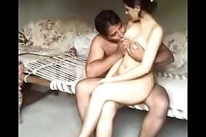 Indian Honeymoon Prankish Coitus