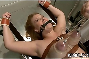 Busty nice-looking sexy BBC doxy acquires punished drilled surrounding b...