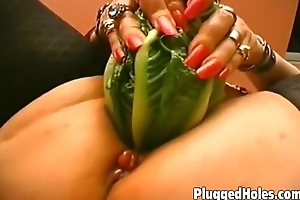 Big tit milf going wild and horny