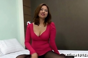 Korea1818.com - korean cleavage big Daddy wife