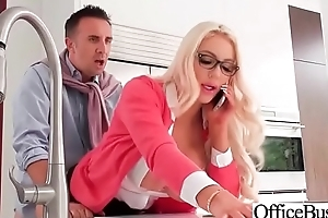 Hardcore line up mating with office decayed be in charge non-professional housewife (nicolette shea) video-22