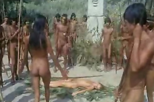 African tribes sexy ceremonious